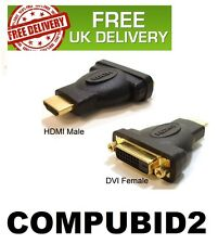 BRAND NEW BELKIN VIDEO ADAPTER DVI FEMALE TO HDMI MALE FREE UK POST