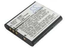 Li-ion Battery for Sony MHS-CM5 CyberShot DSC-S750 MHS-PM1/D Cyber-shot DSC-W180