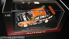 BIANTE 1/43 HOLDEN VZ COMMODORE  TOLL HSV DEALER TEAM  RICK KELLY 2006 CHAMPION