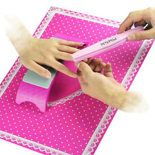 Nail art Cushion Pillow Salon Hand Holder Nail Arm Rest Manicure Equipment 999