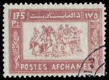 "AFGHANISTAN 482 (Mi512A) - Buzkashi ""National Sport"" Issue (pa44401)"