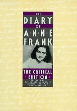 The Diary of Anne Frank by Anne Frank (1989, Hardcover)