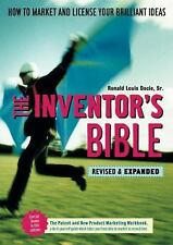 The Inventor's Bible (Inventor's Bible: How to Market & License Your Brilliant I