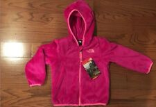 The North Face Infant Girls Oso Pink Hoodie 12-18 Months - NWT