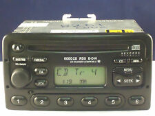FORD 6000 RADIO CD PLAYER CAR STEREO CODE TRANSIT FOCUS MONDEO ESCORT FIESTA