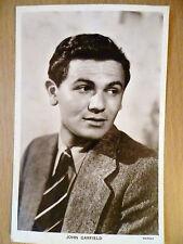 John Garfield- Vintage 1930s Picturegoer POSTCARD