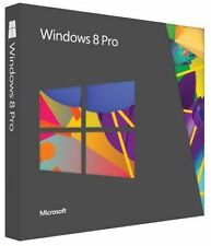 NEW Microsoft Windows 8 Pro Upgrade Retail Genuine Professional 3UR-00001