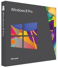 BRAND NEW SEALED Microsoft Windows 8 Pro - Upgrade (32-Bit / 64-Bit)