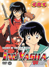 InuYasha - Vol. 5: Secret of the New Moon (DVD, 2003)