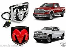 Reese Towpower 86066 LED Hitch Light Cover Dodge Ram Logo New Free Shipping