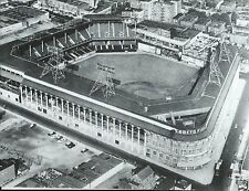 BROOKLYN DODGERS EBBETS FIELD HOME LAST GAME PLAYED THERE 9/24/57