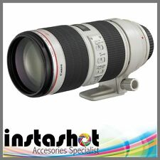 Canon EF 70-200mm f/2.8L IS II Mark USM Estabilizador De Imagen Lente DSLR II
