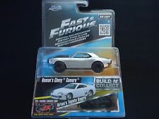 Jada Fast and Furious Assortment Set of 7 including Toyota Supra 1/55