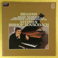 Brahms - Waltzes Rhapsodies Piano Pieces - Stephen Bishop Kovacevich - 6514-229