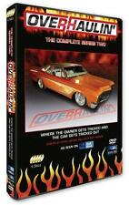 Overhaulin Series 2 Complete (DVD, 2008, 6-Disc Set, Box Set) *NEW*