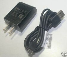 Power Adapter Charger W/ USB Data Cable For ZTE Pocket WiFi MF90 MF65 AC60 MF30