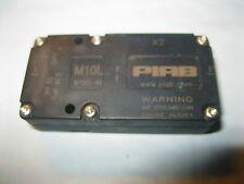 PIAB M10A5-AN MINI VACUUM PUMP VENTURI PUMP