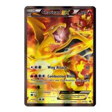 CHARIZARD EX XY121 Ultra Rare Pokemon Holo Foil Star Card! FULL ART Promo!