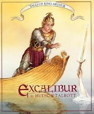 Tales of King Arthur: Excalibur (Books of Wonder)-ExLibrary