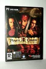 PIRATI DEI CARAIBI LA LEGGENDA DI JACK SPARROW USATO PC DVD VER ITA GG1 41956