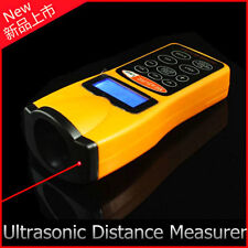 Tape Measure-Distance Meter/Measurer Laser Pointer Distan DIY Crafts-Ultrasonic.