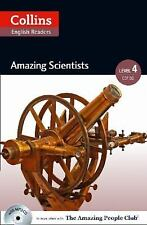 Collins Elt Readers — Amazing Scientists (Level 4) (Collins English Re-ExLibrary