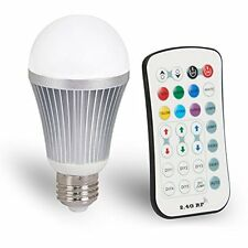 E27 12w 2 4g Wireless W Led Light Color Changing Lamp Bulb Ac 85 265v
