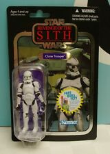 Star Wars Vintage Series ROTS Clone Trooper Revenge of the Sith Action Figure