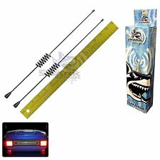 "2 Eurostyle (14.5"") Antenna Masts - Harley Davidson AM FM Car Radio Kit"