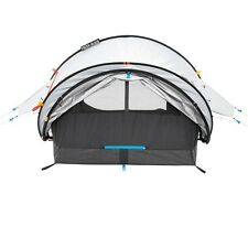 2016 Quechua Tent Camping Pop Up 2 Seconds Easy - Fresh II, 2 Man NEW