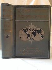 1899 HISTORY AND TRIUMPHS OF THE 19TH CENTURY Napoleon Lincoln War Battle Darwin