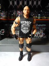 Ryback with shirt WWE MATTEL Elite Series 21 NXT WWF WRESTLING FIGURE 2011