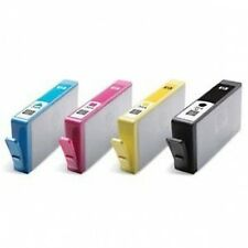 4 HP 364XL INK CARTRIDGES B109a B110a B209a B210a C309a C410 5510 5515 CHIPPED