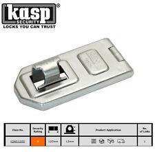 NEU Kasp Scheibe Vorhängeschloss/Verschluss Sicherheit Verschlussspange & Krampe