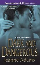 Dark and Dangerous by Jeanne Adams 2008 Paperback Book Ships FREE