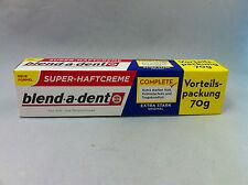 3x 70g Blend-A-DENT SUPER-Crema di detenzione extra forte (€ 100g/9,52)