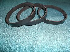 3 NEW DRIVE BELTS MADE IN USA FOR RIDGID TP1300 THICKNESS PLANER BELTS RIGID