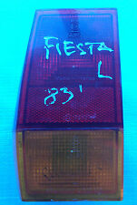 Ford Fiesta I Bj.83 rucklicht ruckleuchte links Frankani 4220302 tail light left