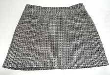 FORENZA Multi-Color Gray TWEED MINI WOOL Blend Dress SKIRT Sz 2