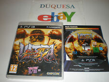 "ULTRA STREET FIGHTER IV ""EN ESPAÑOL"" DE PS3 CON ENVIO GRATIS"