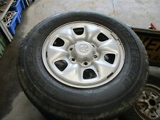 "Toyota Hilux wheels, genuine 16"", 205R16, 235/70R16, 4x4 Bridgestone BF Goodrich"