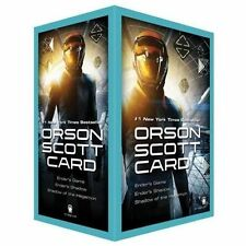 The Ender Quintet Ser.: Orson Scott Card : Ender's Game - Ender's Shadow -...