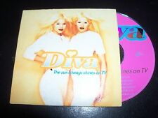 Diva The Sun Always Shines On TV (A-Ha Cover Version) Aust Card Sleeve CD Single