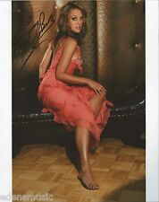 "Eva LaRue CSI: Miami & All My Children star REAL hand SIGNED 8x10"" Photo #3 COA"