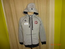 1.FC Kaiserslautern Original DoYou Football Spieler Kapuzen Sweat Jacke Gr.S TOP
