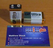 10x 9V Batteries 565mAh Alkaline 6LR61 Smoke Fire Alarm Detector Radio Battery