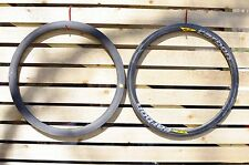 Rolf Vector Carbon 700c Tubular Rims (PAIR) 16 Hole 16h