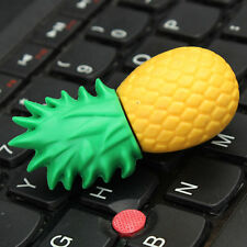 32GB Cartoon Pineapple USB 2.0 Flash Drive Pen Memory Stick Storage U Disk Gifts