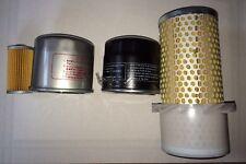 Filter für Kraftstoff Öl Luft Hydraulik passend für Gutbrod 4250 Allrad