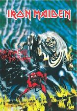 "Iron Maiden autocollant/sticker # 70 ""the number of the Beast"""
